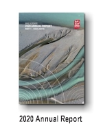 Annual Report cover 2020