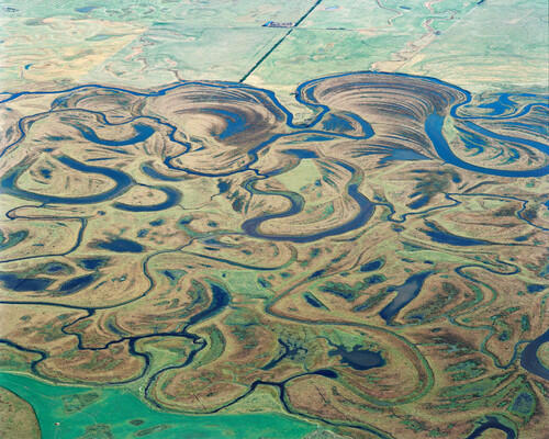 Oxbow Lakes Wild Rivers Gallery Gallery Landforms
