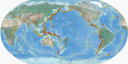 Earthquake Hazard And Risk Maps Media Releases News And Events