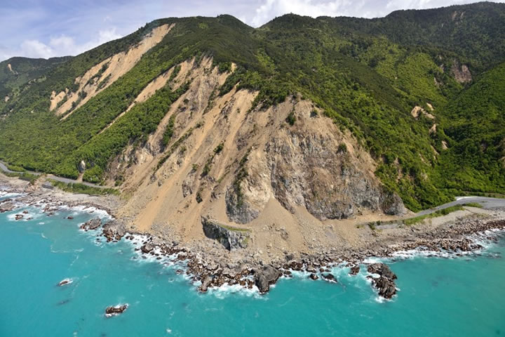 Kaikoura Earthquake 2