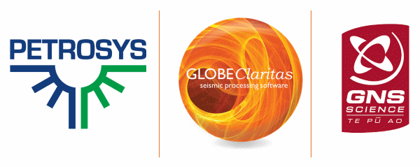 Petrosys, Globe Claritas, GNS footer