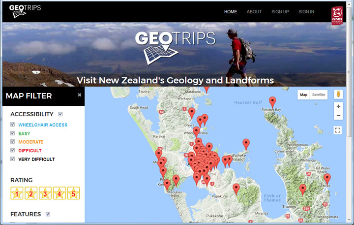GeoTrips