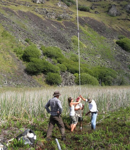 Coring Rano Kau photo 1