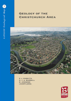 Geology of the Christchurch area cover