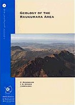 Geology of the RAUKUMARA area cover