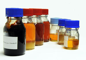 New Zealand's oil samples