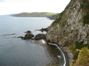 Natural Landforms Made by Erosion http://www.gns.cri.nz/Home/Learning/Science-Topics/Landforms/Rugged-Coasts